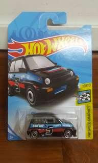 Hot Wheels '85 Honda City Turbo II