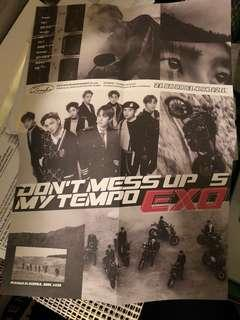 Exo official poster
