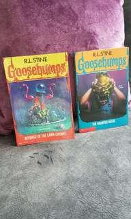 Goosebumps by R L Stine - The Haunted Mask - Storybook