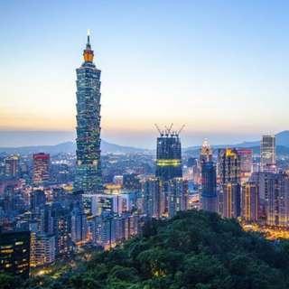 台灣五天、七天、十天旅行電話卡