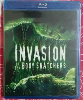 Blu Ray Invasion of the Body Snatchers (1978)