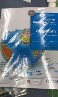 Geography IGCSE Olevel textbook