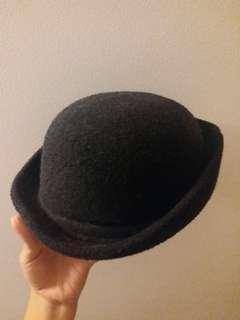 Charlie Chaplin Round Hat