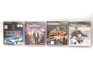 PS3 Games! (Pls look in description)