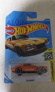 Hotwheels 70 Camaro