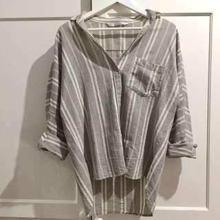 Zara Stripe Top