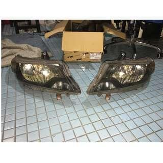 Used Original Headlamps for Honda City 2009~2012 TMO