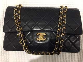 Authentic Chanel 2.55 Medium Double Flap Bag