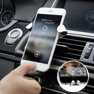 🚚 < PROMO > 3 Legged Air Con Vent Car Phone Holder