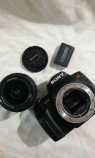 Rush sale Sony a230
