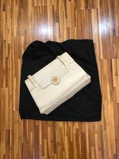 Bally vintage suede bag