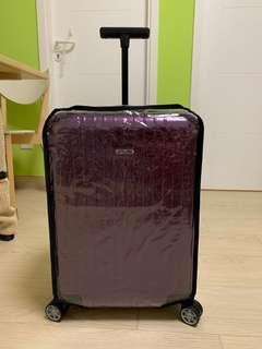 全新透明21吋手提行李套