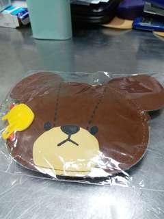 the bears' school散子包
