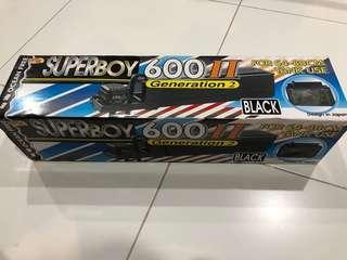 Super Boy 600II Top Filter