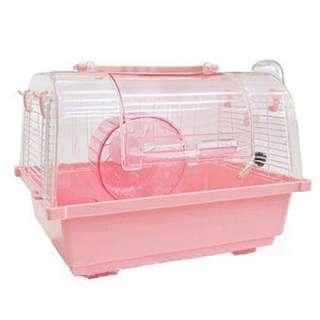。╮♥寶貝咪嚕的家♥╭。新型日式豪華精緻鼠籠~-可當外出籠.適用小動物