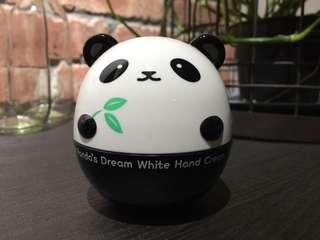 🚚 Panda's Dream White Hand Cream (Greentea)