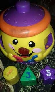 Mainan Anak (4pcs)