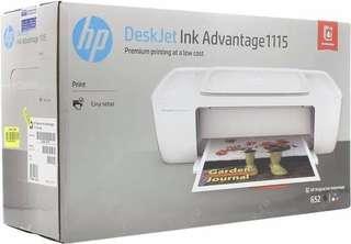 Printer - HP Deskjet 1115