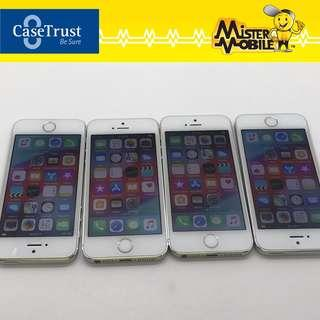 iPhone 5S 16GB Silver (Pre-Owned)