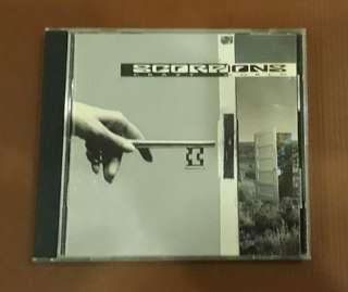 CD Scorpions - Crazy World ( USA PRESS )
