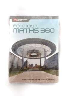 Additional Mathematics 360 w/ Learning Resources (New & Unopened)