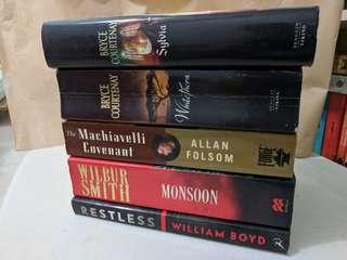 Harga pake buku novel english