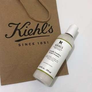 Kiehl's Centella Sensitive Facial Cleanser 醫學紓敏修護潔面乳 (原價$315/250ml)