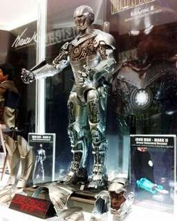 Hot toys Ironman Mark 2 Armor Unleashed Version