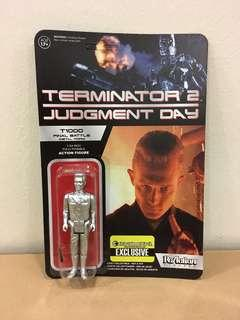 Terminator 2 Judgment Day T-1000 Final Battle Metal Form Exclusive