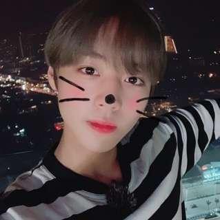 [LF] Jihoon photo card