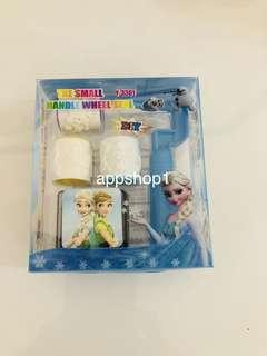 Frozen theme goodies bag gift- small handle wheel seal