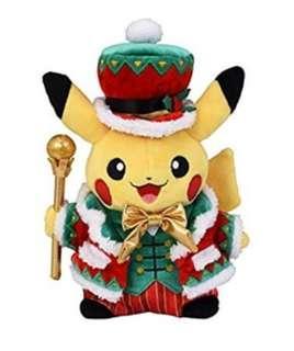 Pokemon Christmas Pikachu 2018