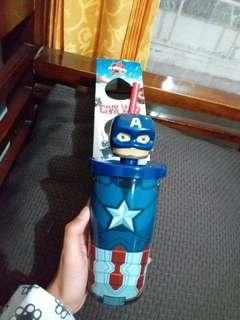 Captain America Civil War Tumbler