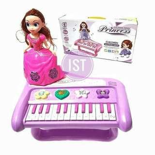 Electronic organ princess