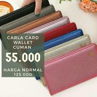 SALE 56% JIMS HONEY CARLA CARD WALLET