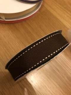 Prints Brown ribbon