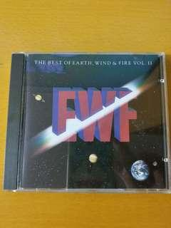 Earth,wind&fire  VOL. I I