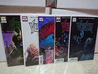 Venom Comics for sale