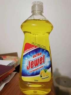 Jewel Antibac Dishwashing Liquid
