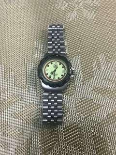 Authentic Tag Heuer Watch