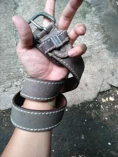 Ikat pinggang Hugo Boss Original leather