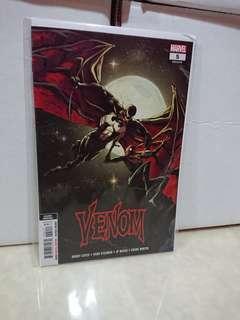 Venom #5 2nd printing