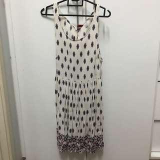 H&M Dress - Bohemian Patterned Dress