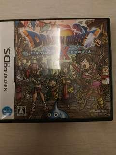 Nintendo DS Dragon Quest IX Japanese