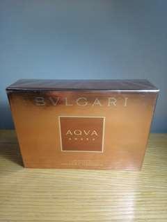 ( PRE ORDER) Bvlgari Aqva Amara Set