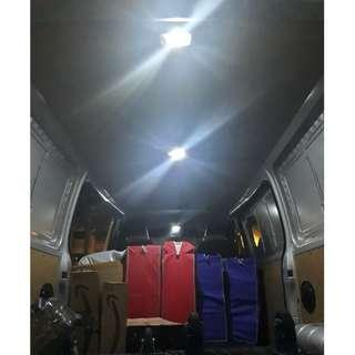 Toyota Hiace on 5050 SMD LED for internal cabin/map/room light - cash&carry only (READ Description)
