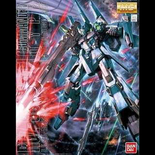 1/100 MG RGZ-95 ReZEL Commander Type