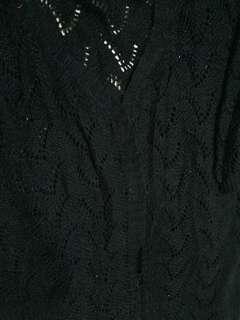 Beach knitted coverup freebie