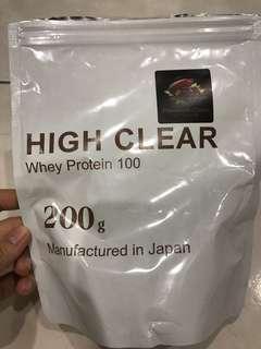 🚚 乳清蛋白粉 日本 巧克力