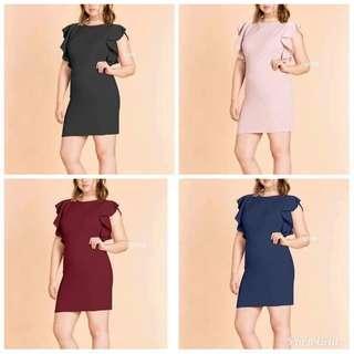 Mhonika Dress Plus Size